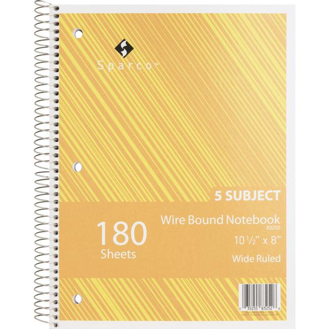 Wirebound Notebooks, Item Number 1314575