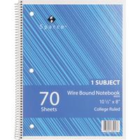 Wirebound Notebooks, Item Number 1314576