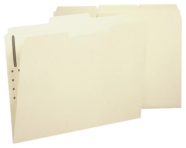 Top Tab Fastener Files and Folders, Item Number 1314632