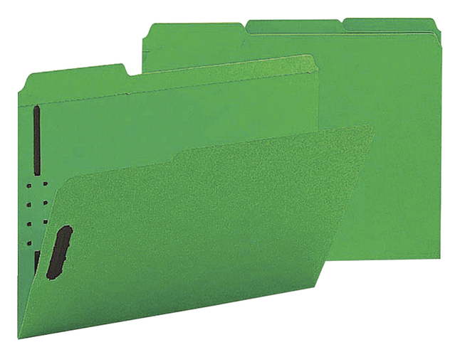 Top Tab Fastener Files and Folders, Item Number 1314682