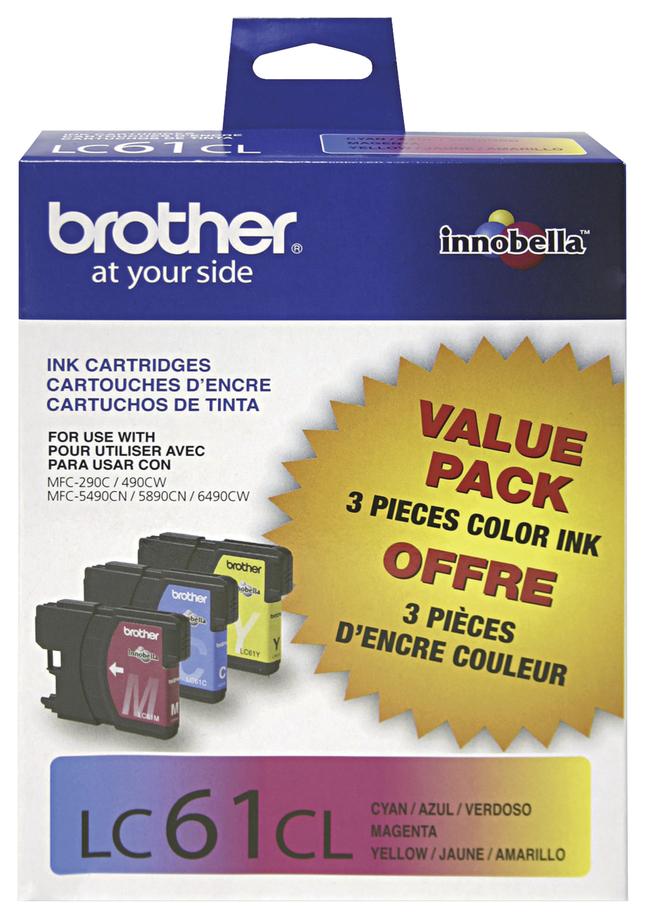 Multipack Ink Jet Toner, Item Number 1315598