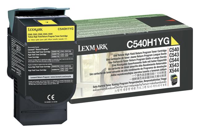 Color Laser Toner, Item Number 1316538