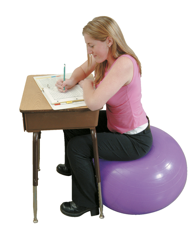Therapy Balls, Large Inflatable Ball, Item Number 1318000