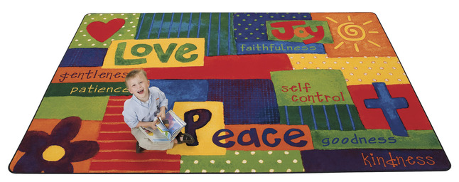 Specialized Learning Rug, Item Number 1318451
