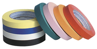 Creativity Street Masking Tape Set, 1 Inch x 60 Yards, Assorted Colors, Set of 8 Item Number 1319021