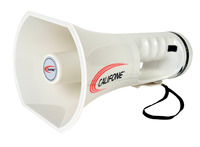Califone PA 8 Portable Megaphone with 500 Foot Range Item Number 1544042
