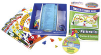Fraction Games, Books, Activities, Fraction Books, Fraction Activities Supplies, Item Number 1321271