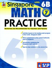 Math Practice, Math Review Supplies, Item Number 1321330