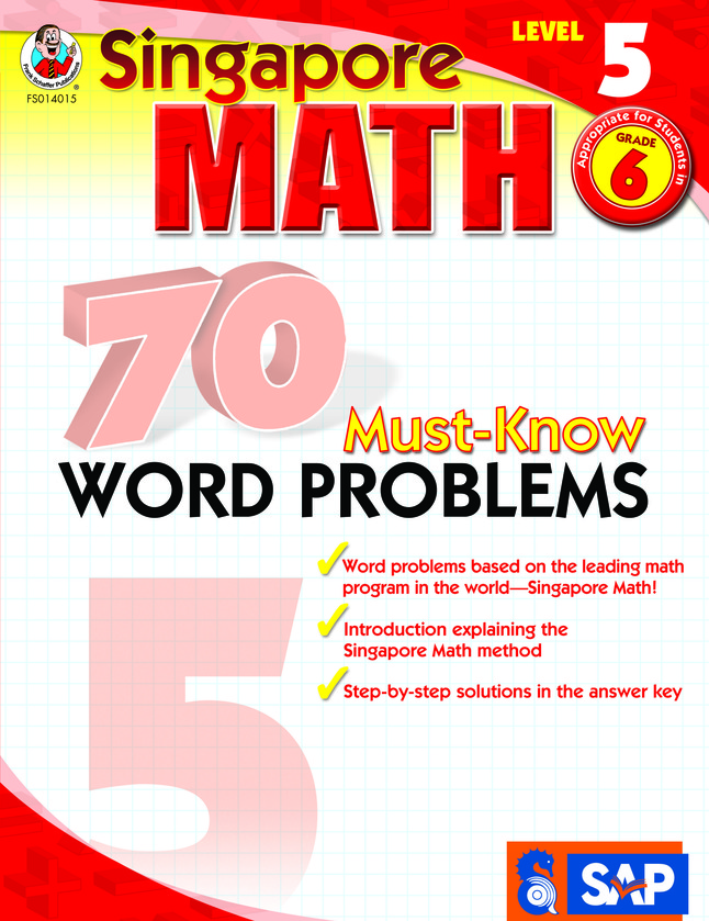 Math Books, Math Resources Supplies, Item Number 1321335