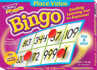 Place Value, Counting, Place Value Games Supplies, Item Number 1322088