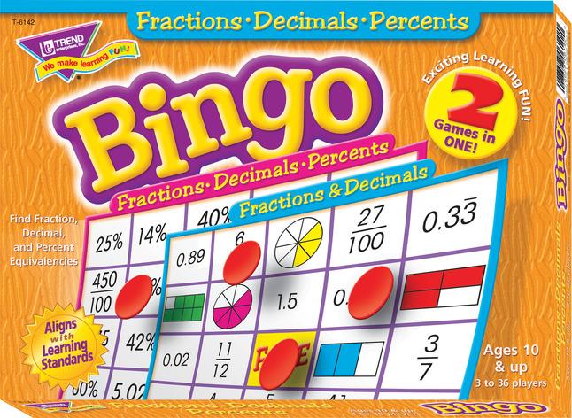 Fraction Games, Books, Activities, Fraction Books, Fraction Activities Supplies, Item Number 1322090