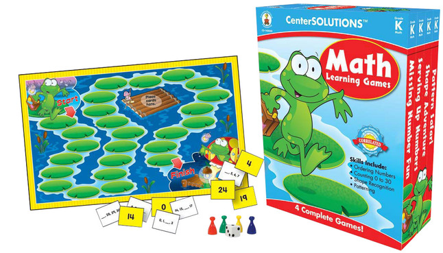 Math Games, Math Activities, Math Activities for Kids Supplies, Item Number 1326107