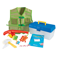 Learning Resources Pretend and Play Fishing Set Item Number 1327519
