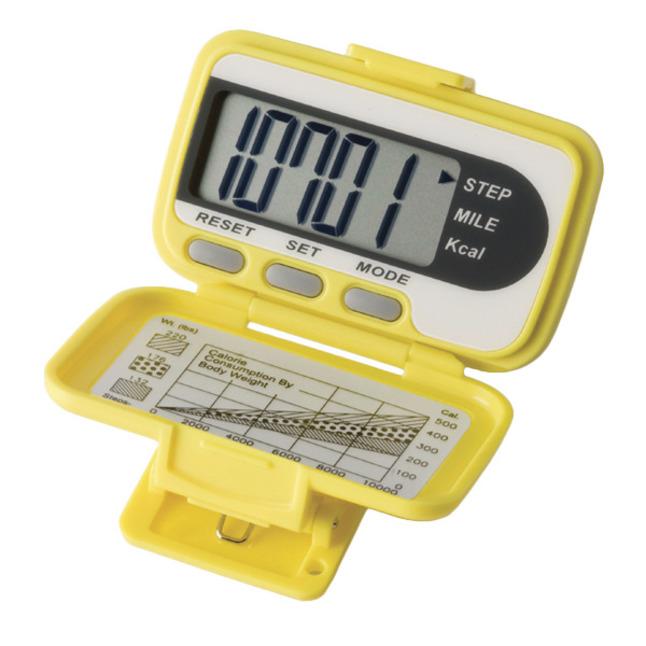 Pedometers, Best Pedometer, Pedometers in Bulk, Item Number 1327600