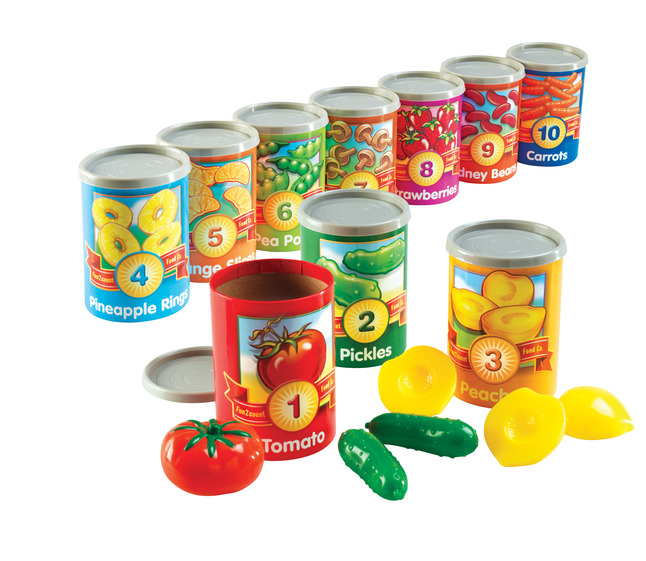 Number Sense and Counting Supplies, Item Number 1328562
