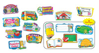Bulletin Board Sets and Kits, Item Number 1329489