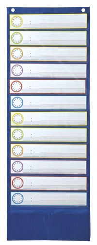Classroom Management Charts, Classroom Management Systems, Classroom Calendar Pocket Charts, Item Number 1329574