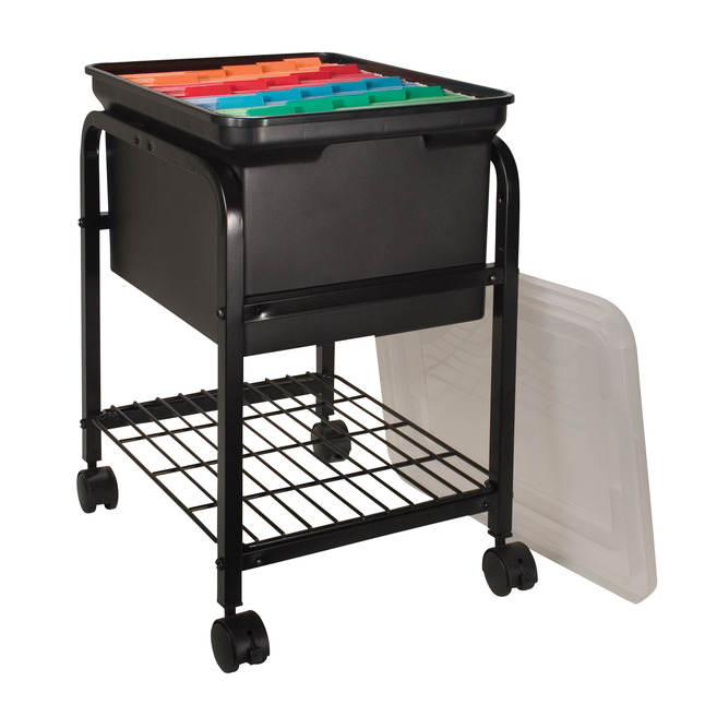 Rolling Storage Bins and Carts, Item Number 1329876