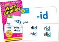 Word Family Activities, Games, Books Supplies, Item Number 1330082