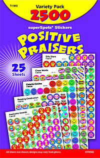Sticker, Reward and Incentive Charts, Item Number 1330089