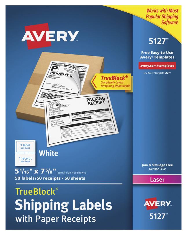 Address Labels, Item Number 1330309