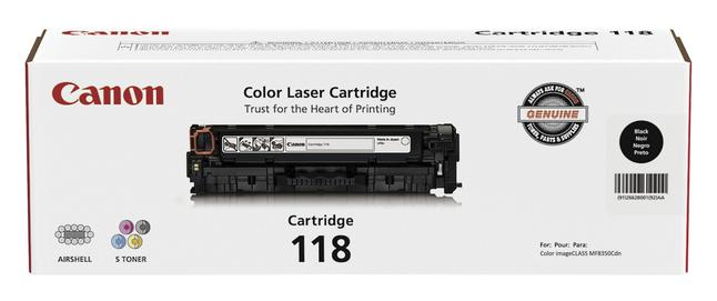 Black Laser Toner, Item Number 1330693