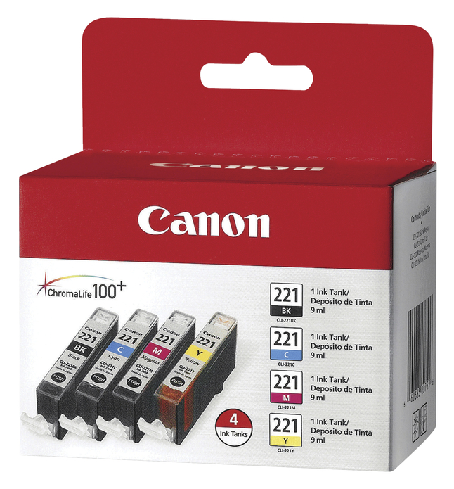 Multipack Ink Jet Toner, Item Number 1330738