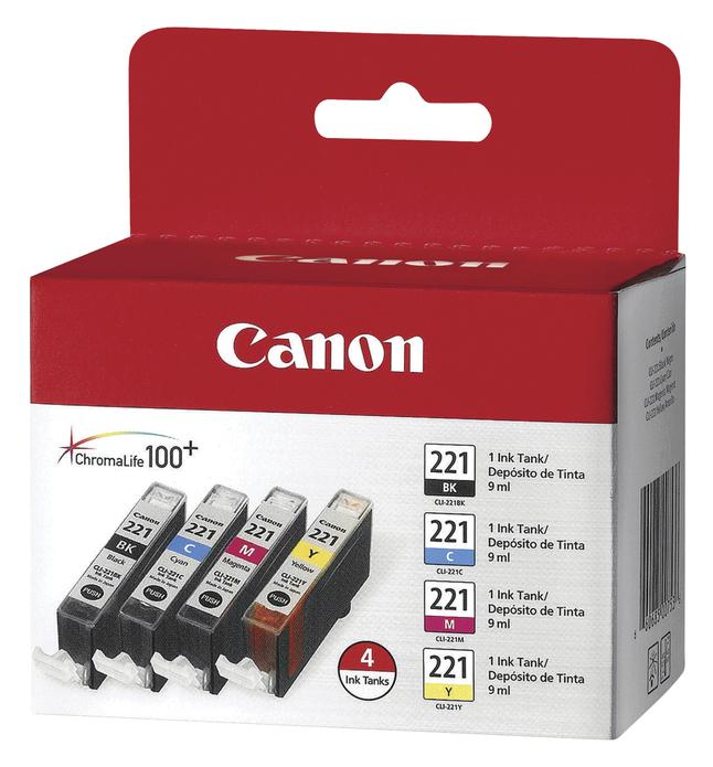 Multipack Ink Jet Toner, Item Number 1330738