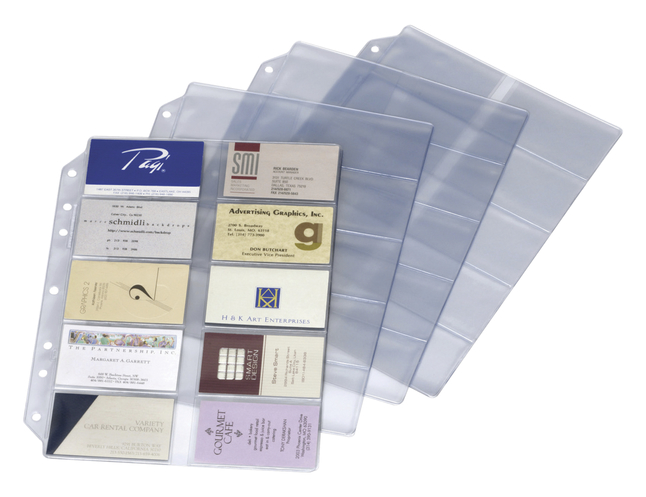 Business Card and Card Holders, Item Number 1330745