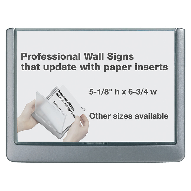 Wall Signs, Item Number 1330779
