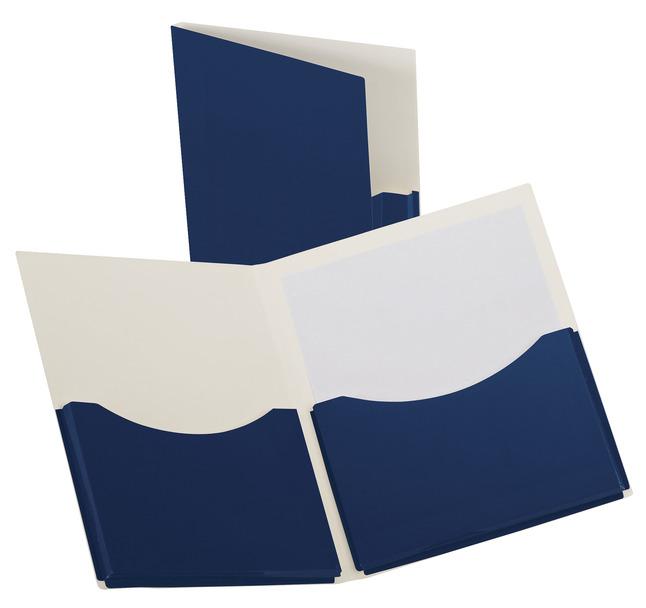 2 Pocket Folders , Item Number 1330860