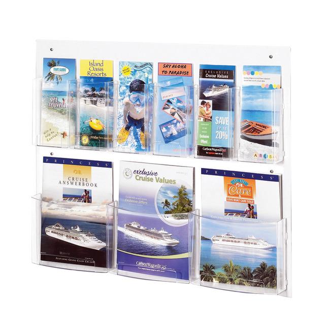 Library Literature Racks Supplies, Item Number 1333023