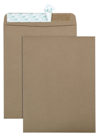 Catalog Envelopes and Booklet Envelopes, Item Number 1333277