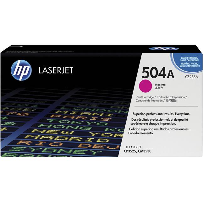 Color Laser Toner, Item Number 1334551