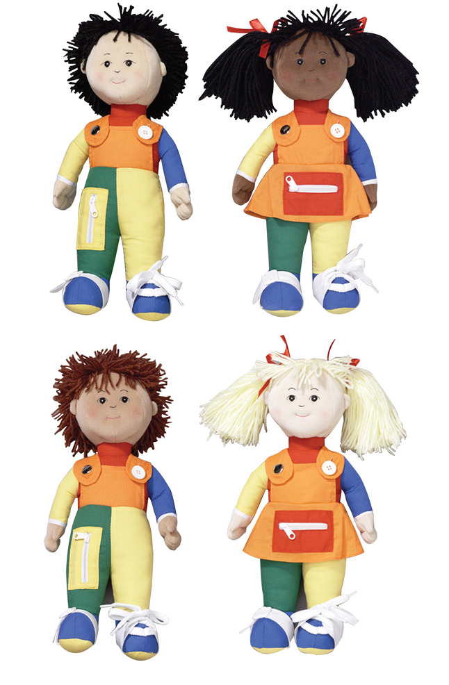 Dramatic Play Dolls, Role Play Doll Clothes, Item Number 1334838