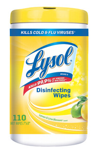Disinfecting, Sanitizing Wipes, Item Number 1334841