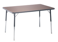 Classroom Select T-Mold Activity Table, Rectangle, Adjustable Height, 60 x 42 Inches, Various Options Item Number 1334860