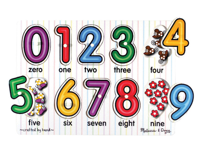 Early Childhood Chunky Puzzles, Item Number 1335953