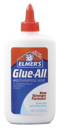 Elmer's Glue-All Multi-Purpose Glue, 7-5/8 Ounces Item Number 1337117