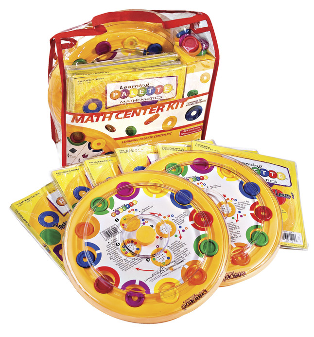 Math Centers, Kindergarten Math Centers, Math Center Activities Supplies, Item Number 1337242