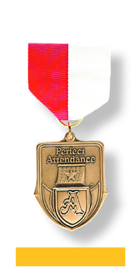Sports Medals and Academic Medals, Item Number 1339914