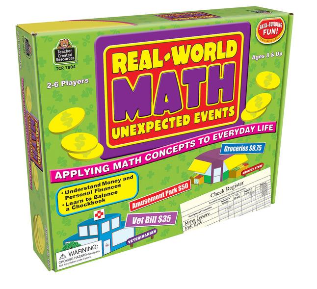 Math Games, Math Activities, Math Activities for Kids Supplies, Item Number 1352332