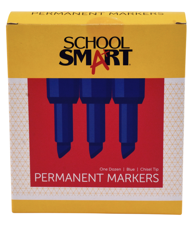 Permanent Markers, Item Number 1354260