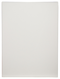 Tara Stretched Back Stapled Cotton Canvas, 11 x 14 in, White, Pack of 3 Item Number 1358177