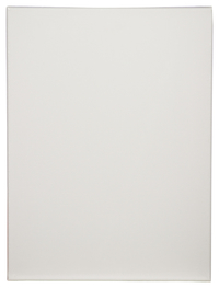 Tara Stretched Back Stapled Cotton Canvas, 16 x 20 in, White, Pack of 3 Item Number 1358179