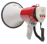 Califone PA20R 3D Ready Short Throw Megaphone with 1000 ft Range Item Number 1543878