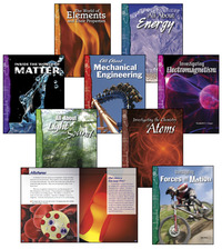 Physical Science Projects, Books, Physical Science Games Supplies, Item Number 1362924
