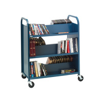 Library Book Carts Supplies, Item Number 1363494