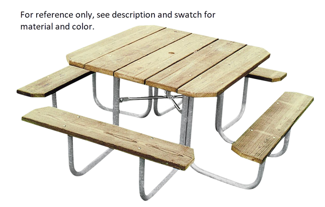 Outdoor Picnic Tables Supplies, Item Number 1364744