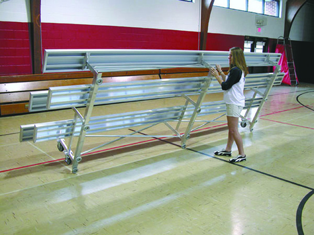 Gym Bleachers Supplies, Item Number 1364774